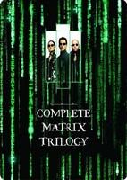 黑客帝国 三部曲(一、黑客帝国;二、重装上阵;三、矩阵革命)