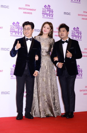 韩国三大年末大赏2016合集(SBS、KBS、MBC)